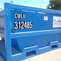 5 ton OMS container
