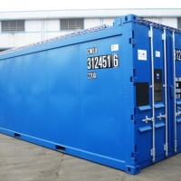 20 ft OOT container
