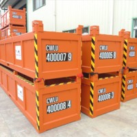 stacked-orange-cargo-basket-containers