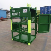 gas rack container